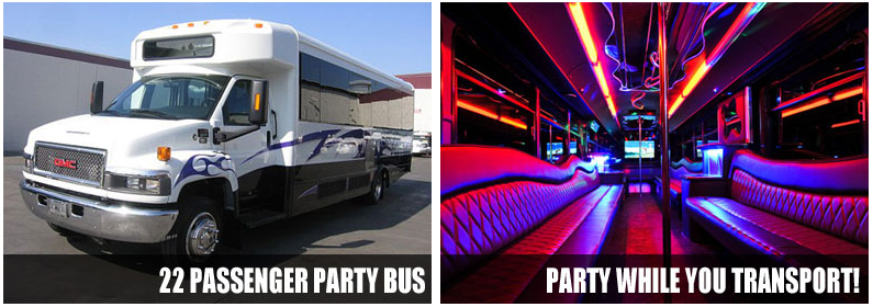 Party Bus Rentals Chicago