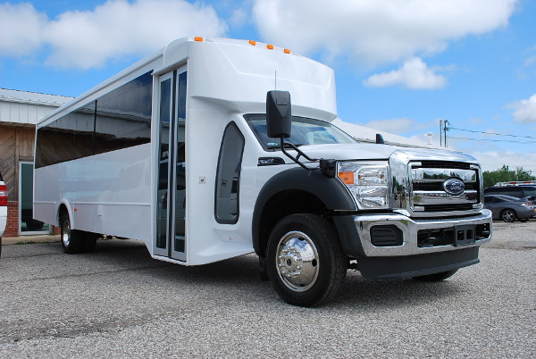 22 Passenger Party Bus Rental chicago Illnois