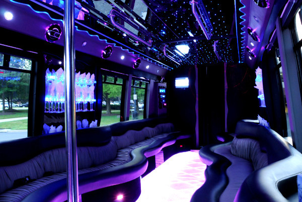 22 Seater Party Bus chicagoIL