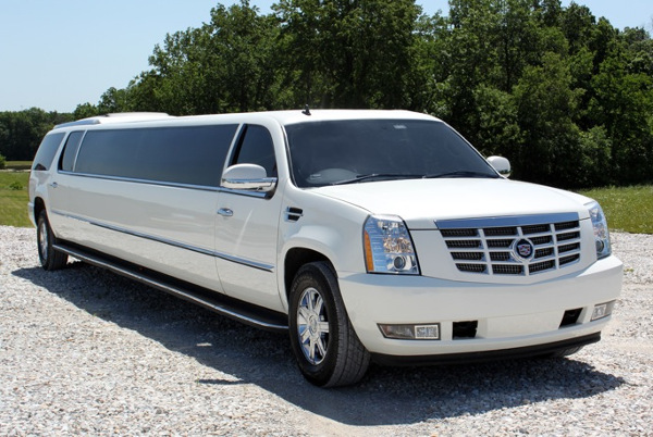 chicago Cadillac Escalade Limos