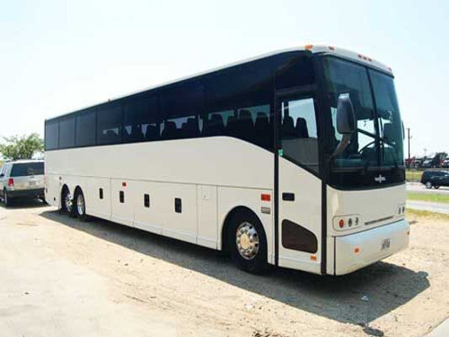 Chicago 56 Passenger Charter Bus